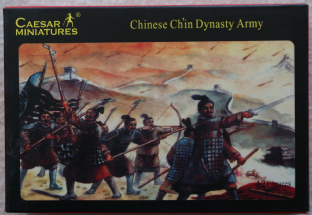 Caesar Miniatures 1/72 CMH004 Chinese Ch'in Dynasty Army (17th Century)